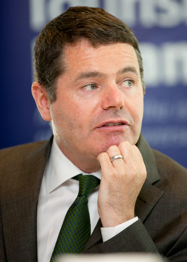 Paschal Donohoe