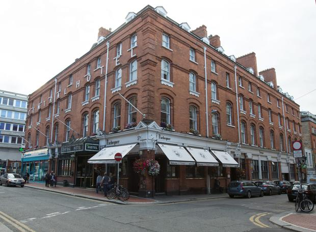 The Central Hotel is owned by Myles Tuthill