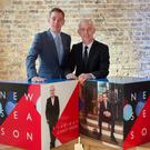 Ryan Tubridy and Ray D'Arcy