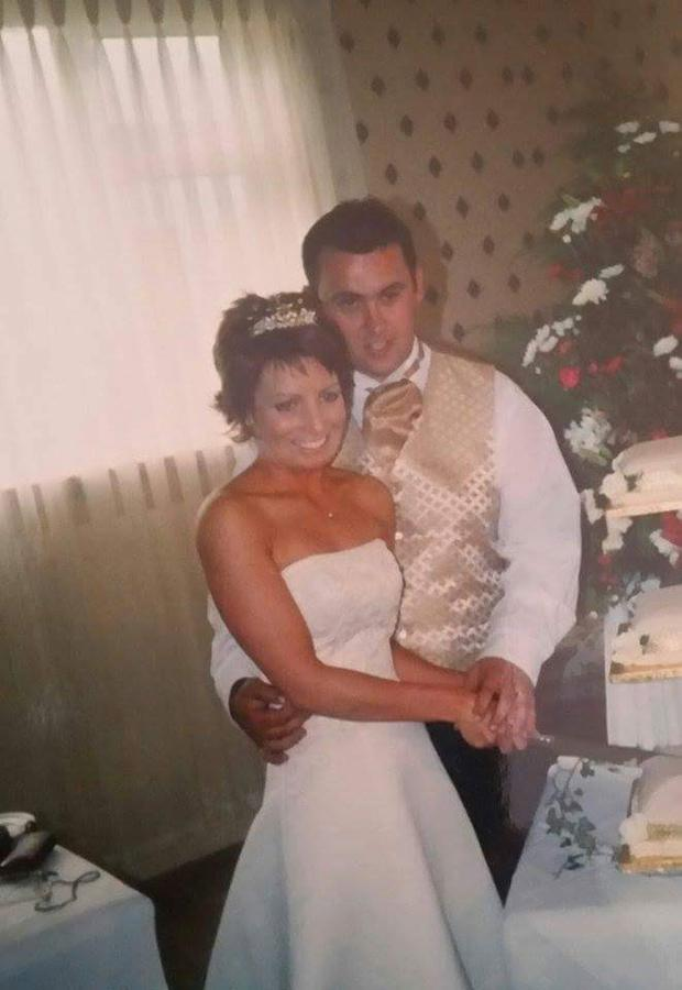 Jason Corbett and his first wife Mags