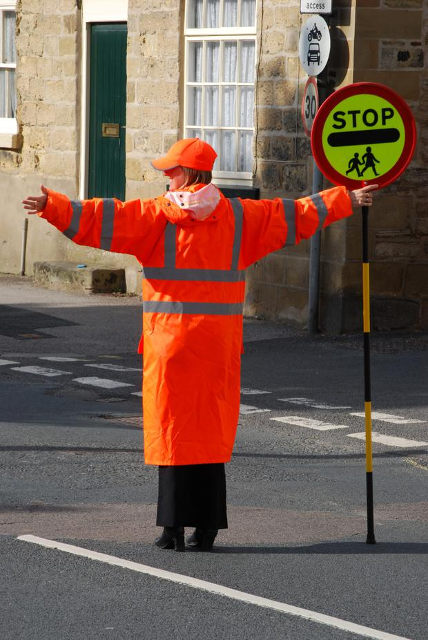 Lollipop ladies are abused