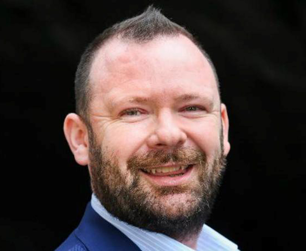 Sports editor Johnny Lyons was in his 40s when he died