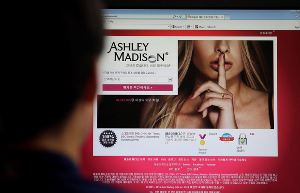 Adultery site Ashley Madison was hacked and details leaked