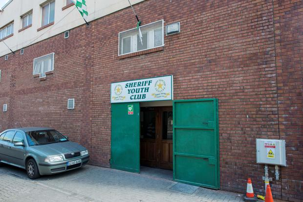Sheriff St Youth Club