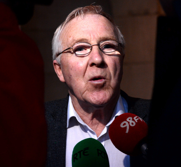 Former Dublin Mayor Christy Burke (pictured) said remarks by Dublin City Council boss Owen Keegan were 'undemocratic'