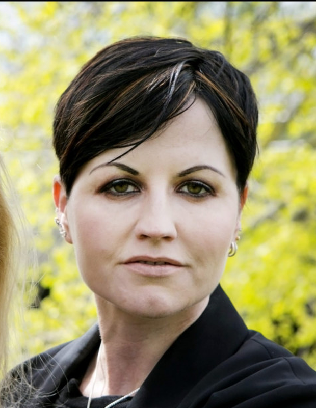 Cranberries singer Dolores O'Riordan is accused of assault
