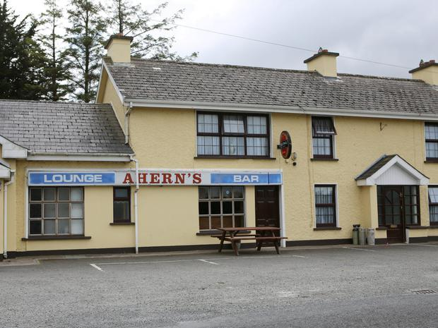Ahern pub, on the Newport to Limerick Road
