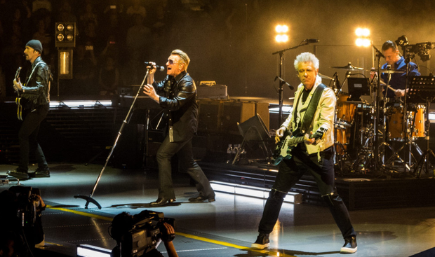U2 are to perform six concerts in Ireland in November