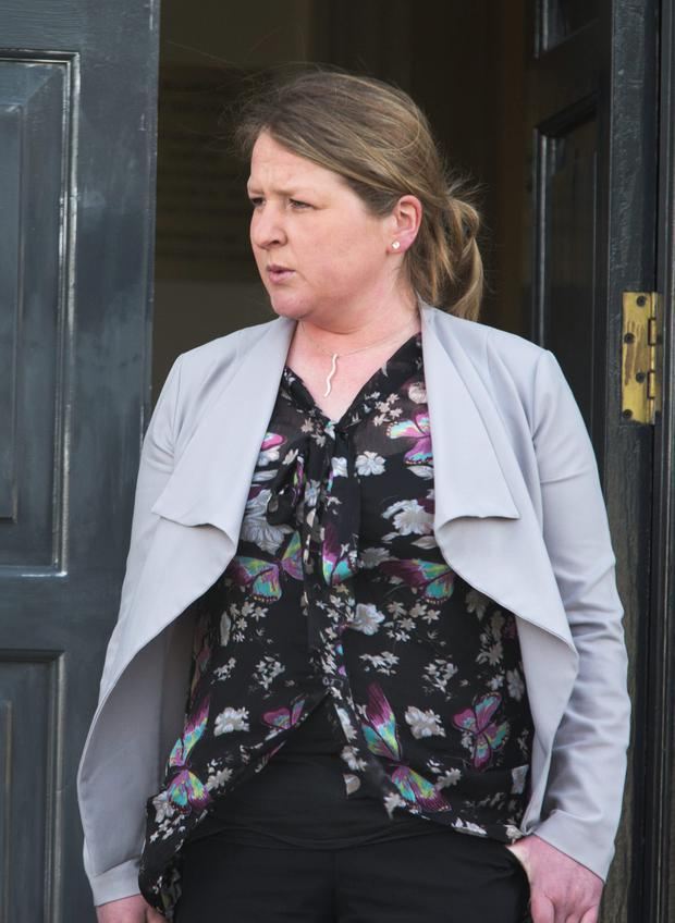Lorraine Butterly, who appealed her sentence