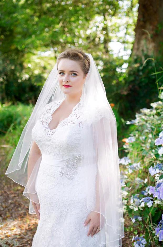 Doing My Own Makeup For Wedding : Louise McSharry : I loved doing my own wedding make-up ...