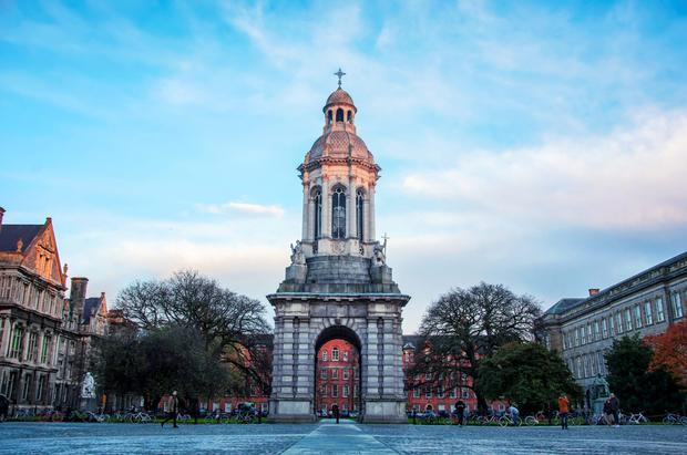 Trinity College is our top uni