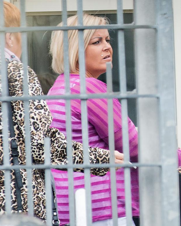 Anita Daynes was found guilty of a breach of the peace