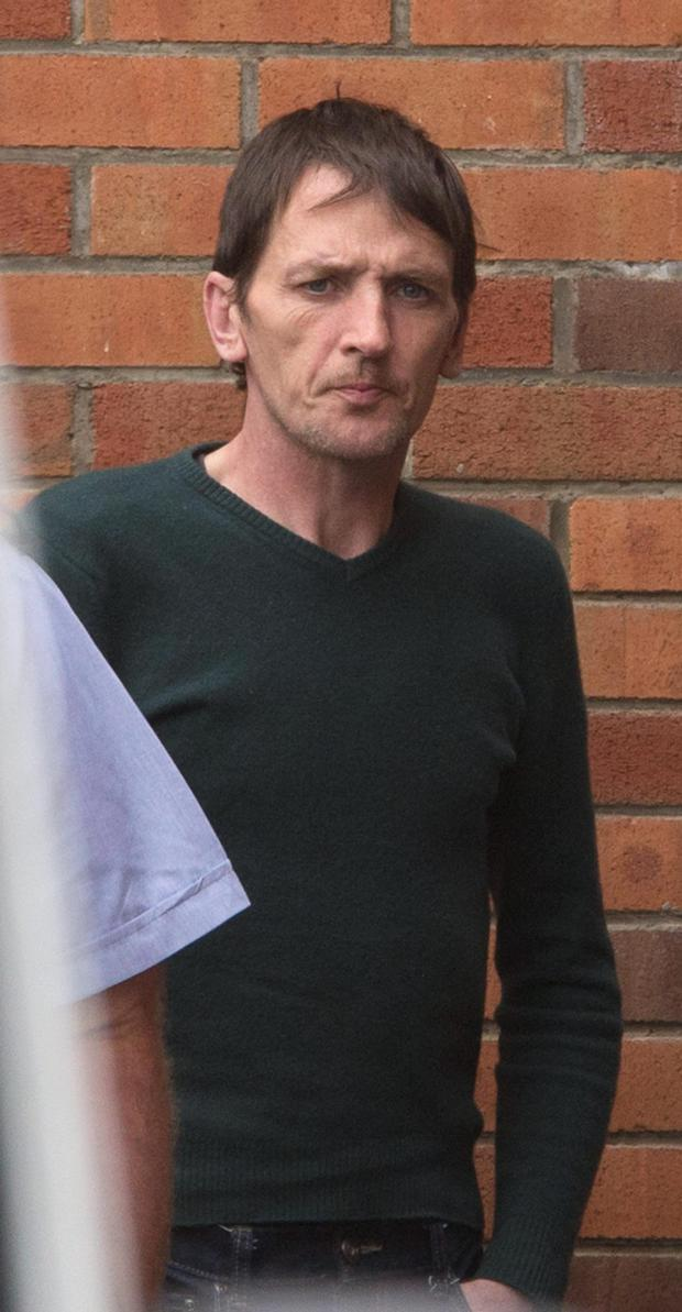 Luke Kearns, Eden Park, Glasthule, Sandycove, pictured at Tallaght District Court