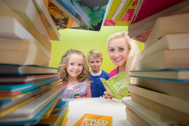Emma O'Driscoll launches McDonald's 'Happy Readers' initiative