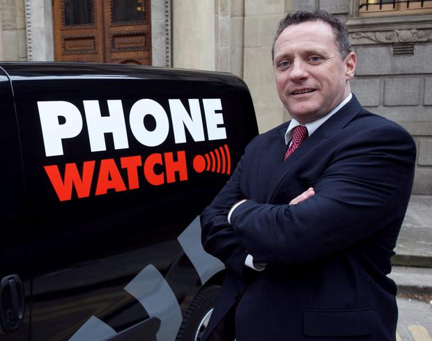 PhoneWatch chief Eoin Dunne says people should be alert