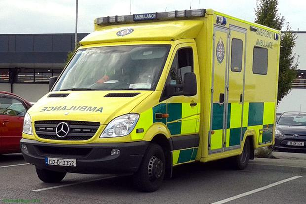 HSE ambulances will operate out of new Lissenhall base