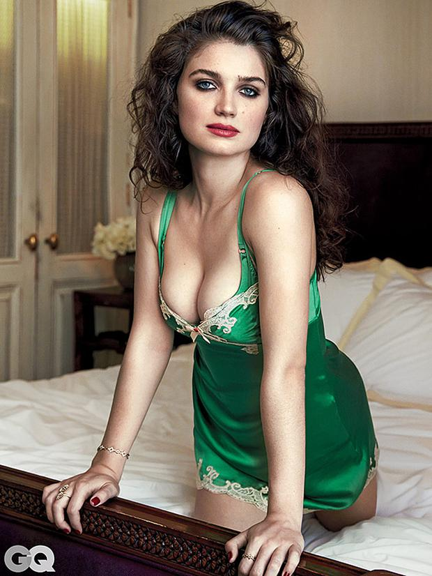 Eve Hewson in GQ
