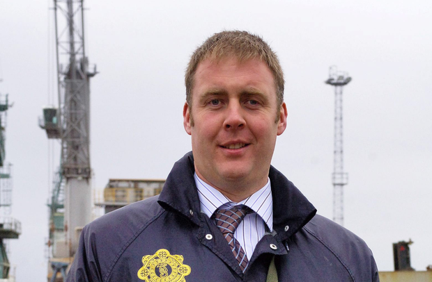 Detective Garda Adrian Donohoe who was killed last night 25th Jan 2013