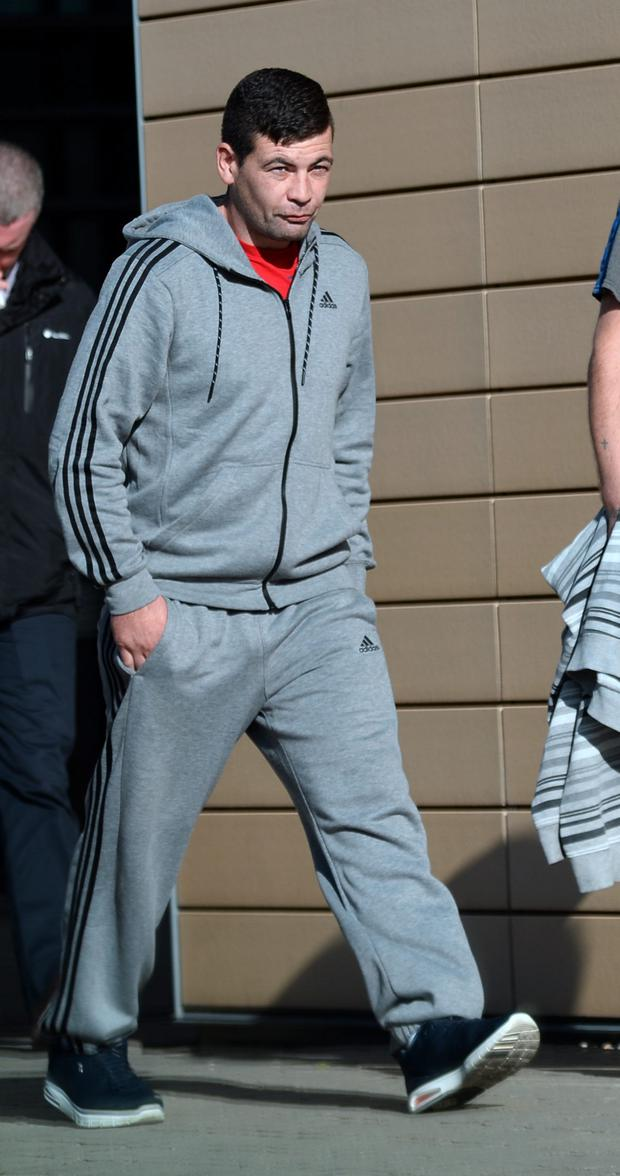 Theft of €16 worth of beer cost James Murnane a €100 fine