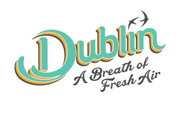 The new logo for a Dublin tourist campaign