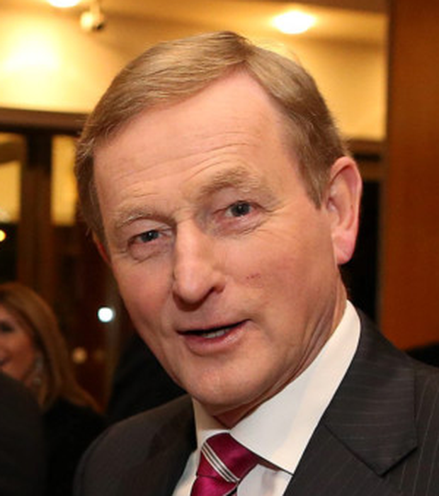 Enda Kenny: 'We expect to rise to the challenge of being able to elect three TDs out of four'