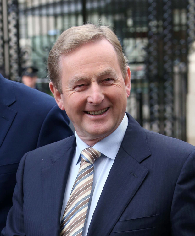Taoiseach Enda Kenny had secret meetings over banks