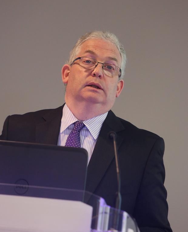 The HSE's Director General Tony O'Brien vowed to free 455 beds