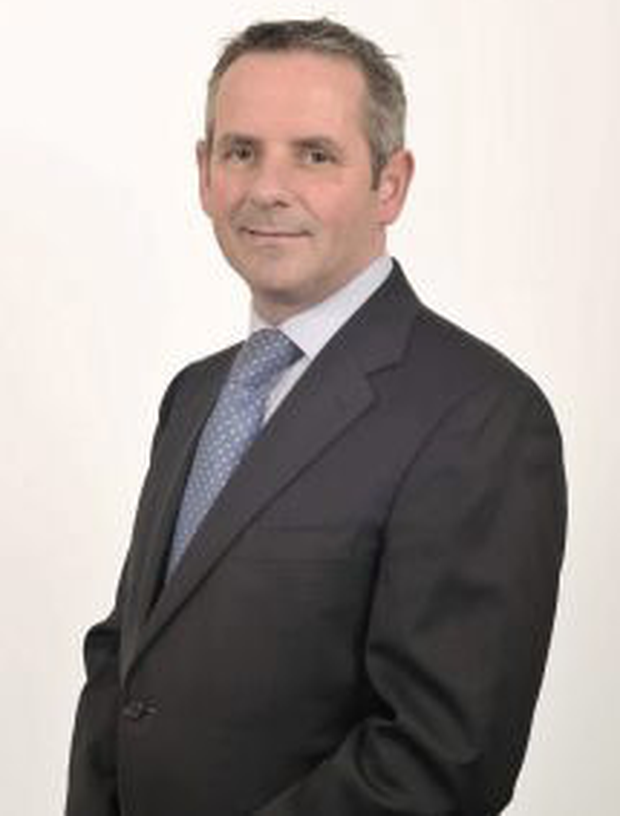 Chief executive Paul Reid