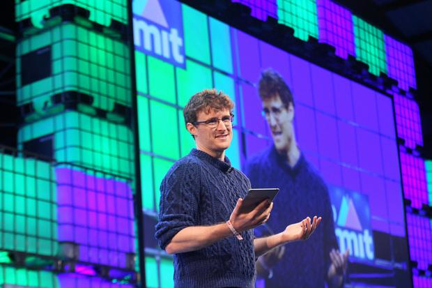 Co-founder Paddy Cosgrave