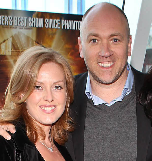 Fair City stars Clelia Murphy and Tony Tormey (aka Niamh and Paul) love working together