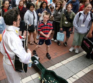 New rules for city's buskers