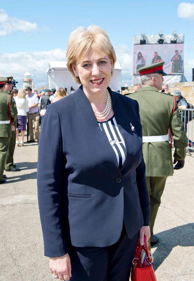 Minister Heather Humphries