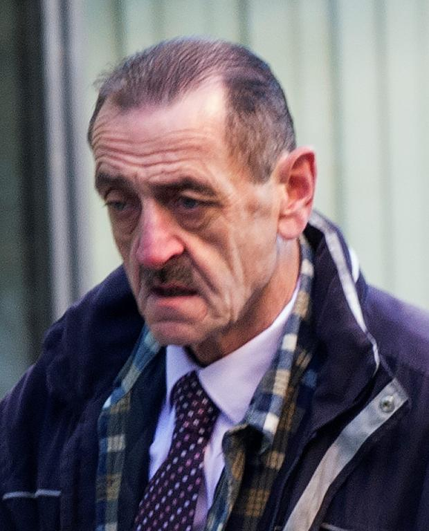 Reginald O'Donnell is alleged to have received €10,000