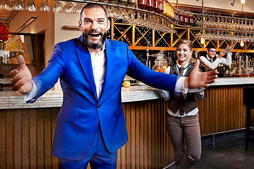 Fred Sirieix is the General Manager at Galvin at Windows, the Michelin-starred restaurant on the 28th floor of the London Hilton on Park Lane, he is also the Maitre D on Channel 4's 'First Dates'. In its fourth season 'First Dates' returns to Channel 4 this evening at 10pm