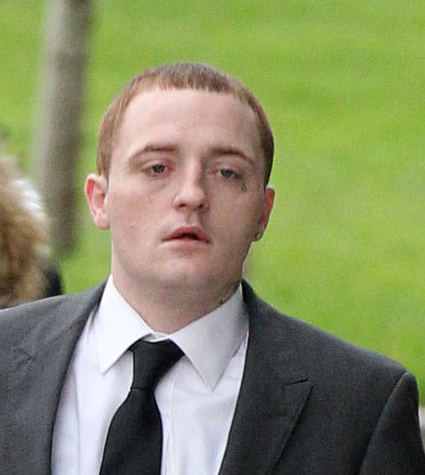 James Connors denies murdering Jason Ryan in 2012
