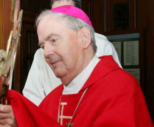 Bishop Dermot O'Mahony
