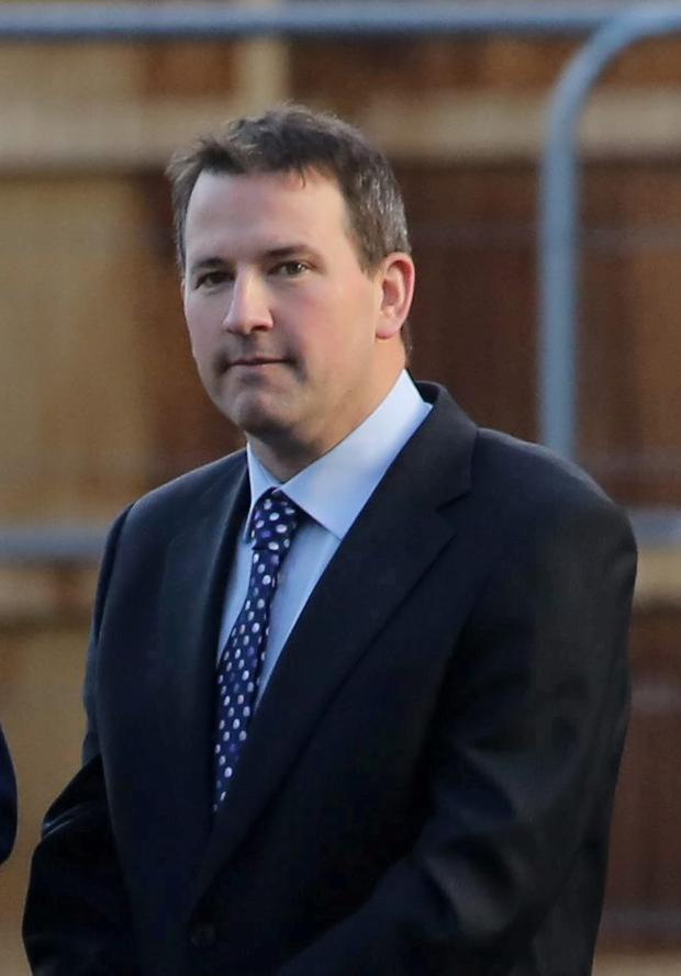 Murderer Graham Dwyer Photo: Collins Photos