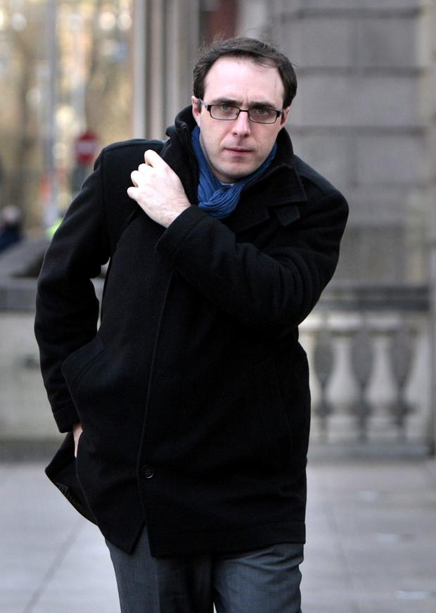 Fianna Fail spokesman on children, Robert Troy (Photo: Tom Burke)