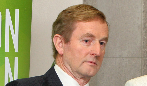 Taoiseach Enda Kenny (Photo: Tom Burke)