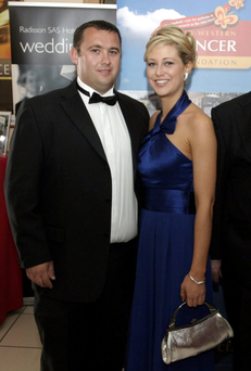 Jason Corbett and his wife Molly Martens