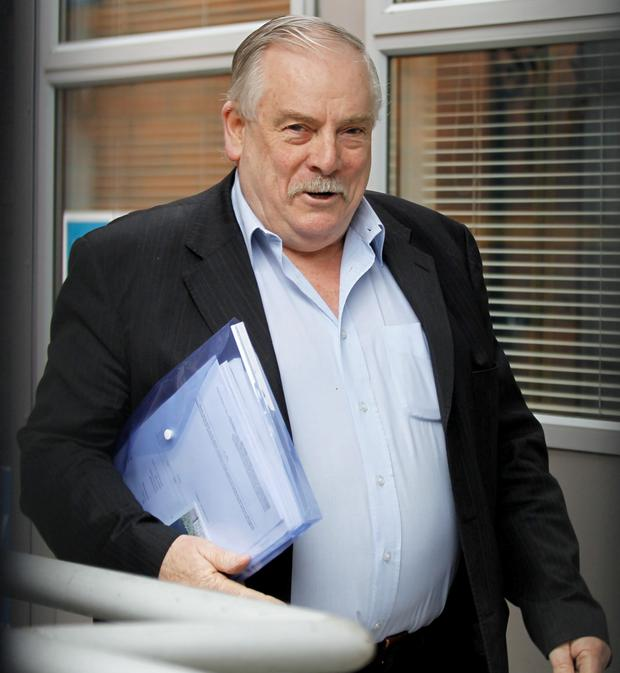 Bankrupt Tom McFeely has been accused of hiding assets