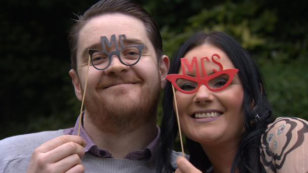 Noel O'Keefe and Wendy Leonard, Don't Tell The Bride, Series 6, RTÉ2