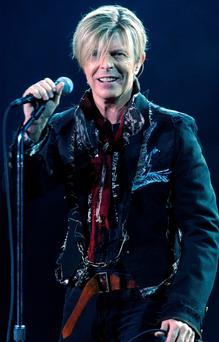 Fans have reacted with shock at the news of David Bowie's death