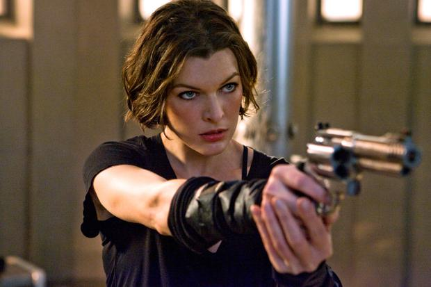 Milla Jovovich stars in Screen Gems' action horror RESIDENT EVIL: AFTERLIFE.