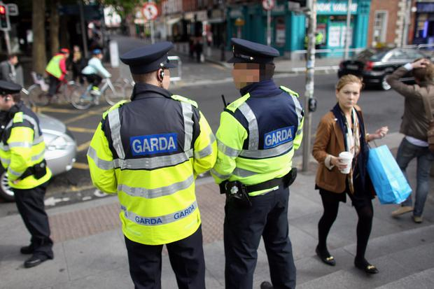Gardai have seen the footage from CCTV camera (Stock image)