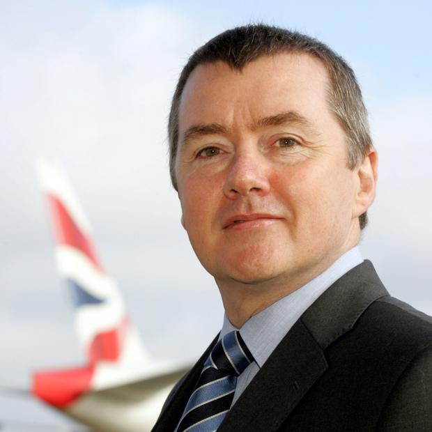 IAG chief Willie Walsh