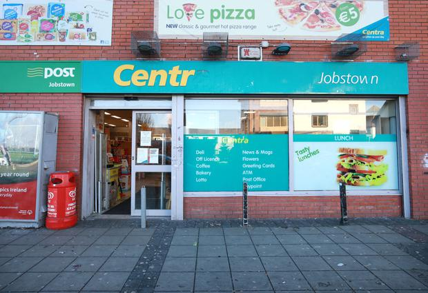 Staff at the Kiltalown Centra have been threatened by raiders Photo: Frank Mc Grath