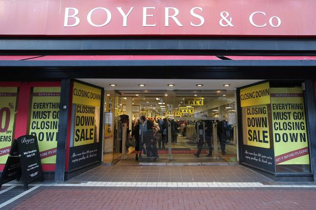 From Sunday dinners with all the trimmings to unique clothing brands, shoppers and staff will carry fond memories of Boyers when it closes its doors this week
