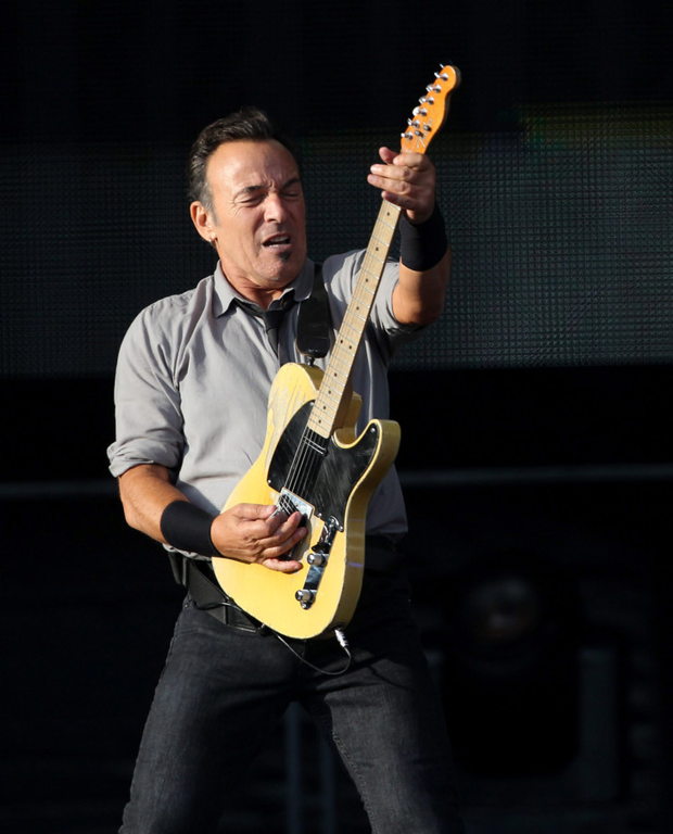 Bruce Springsteen (Damien Eagers)