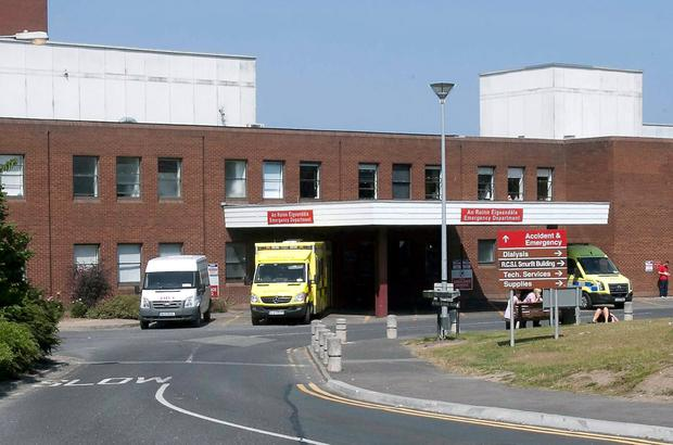 Beaumont Hospital in Dublin
